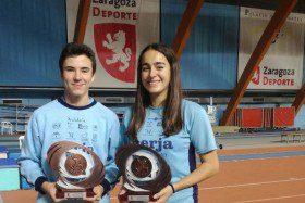 Jaime y Alba Copa de España